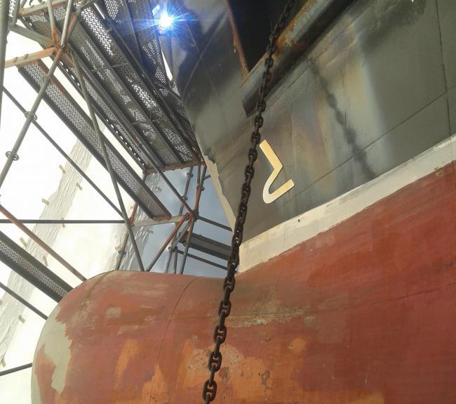 bow repair Simon Stevin